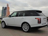 Такси Range Rover Vogue