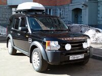 Такси Land Rover Discovery