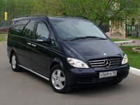 Такси минивэн Mercedes-Benz Viano